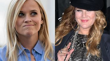 Reese Witherspoon, Drew Barrymore
