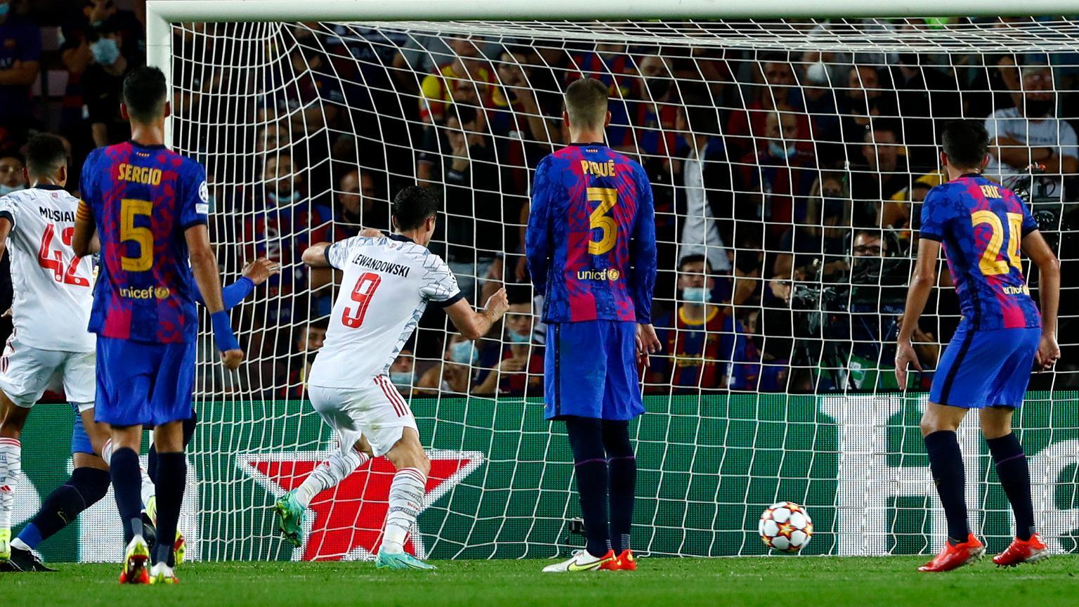 Lewy show i rekord Ronaldo. Posumowanie wtorkowych mecz