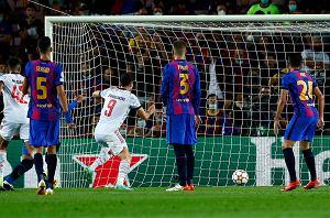 """Tak Niemcy ocenili Lewandowskiego po popisie z Barceloną. """"To imponujące"""""""