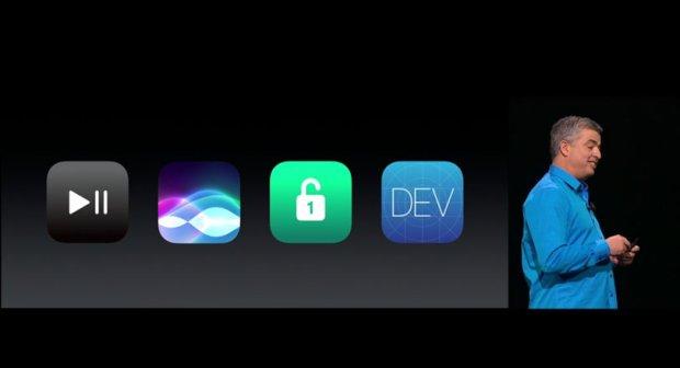 iOS 10 - Apple stawia na Siri