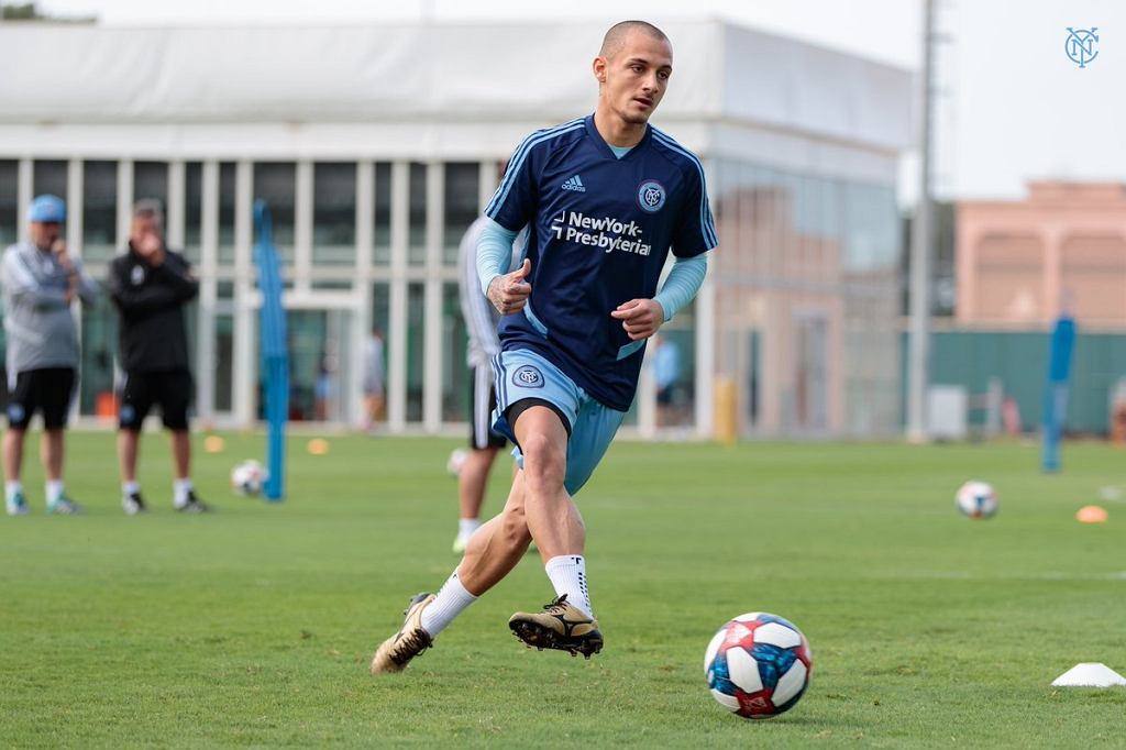 Alexandru Mitritia dołącza do New York City FC