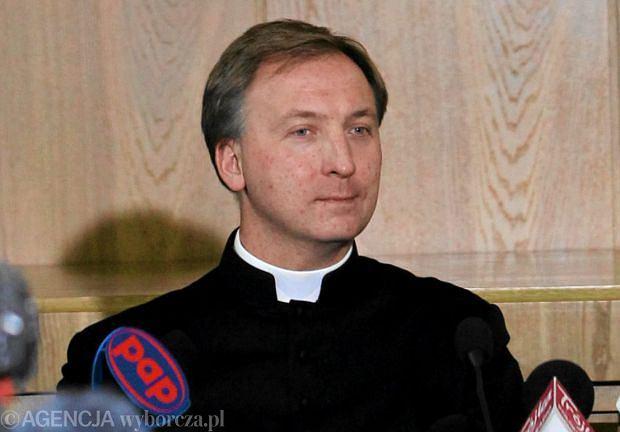 Ks. Franciszek Longchamps de Berier