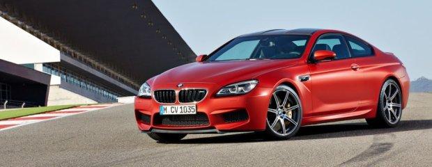 Salon Detroit 2015   BMW serii 6 po zmianach