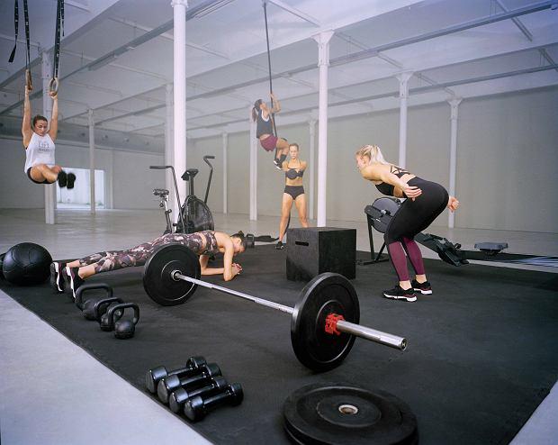 Oysho Cross Fitnessu