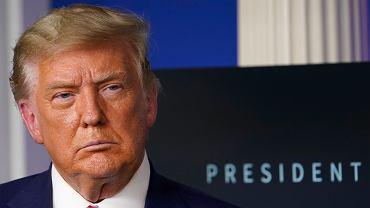 USA. Pierwszy wywiad Donalda Trumpa po wyborach. Mówił o oszustwach wyborczych (zdjęcie ilustracyjne)