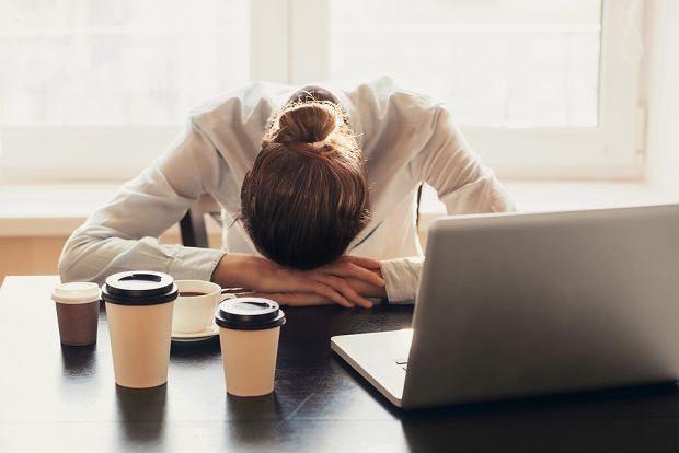Czujesz się stale zmęczony? To może być objaw poważnej choroby