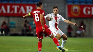mecz Polska - Gibraltar