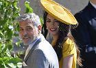 Amal Clooney jest w ciąży? Media donoszą, że ponownie urodzi bliźnięta!