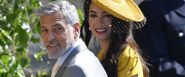 Amal Clooney jest w ciąży? Ma to być już 4. miesiąc