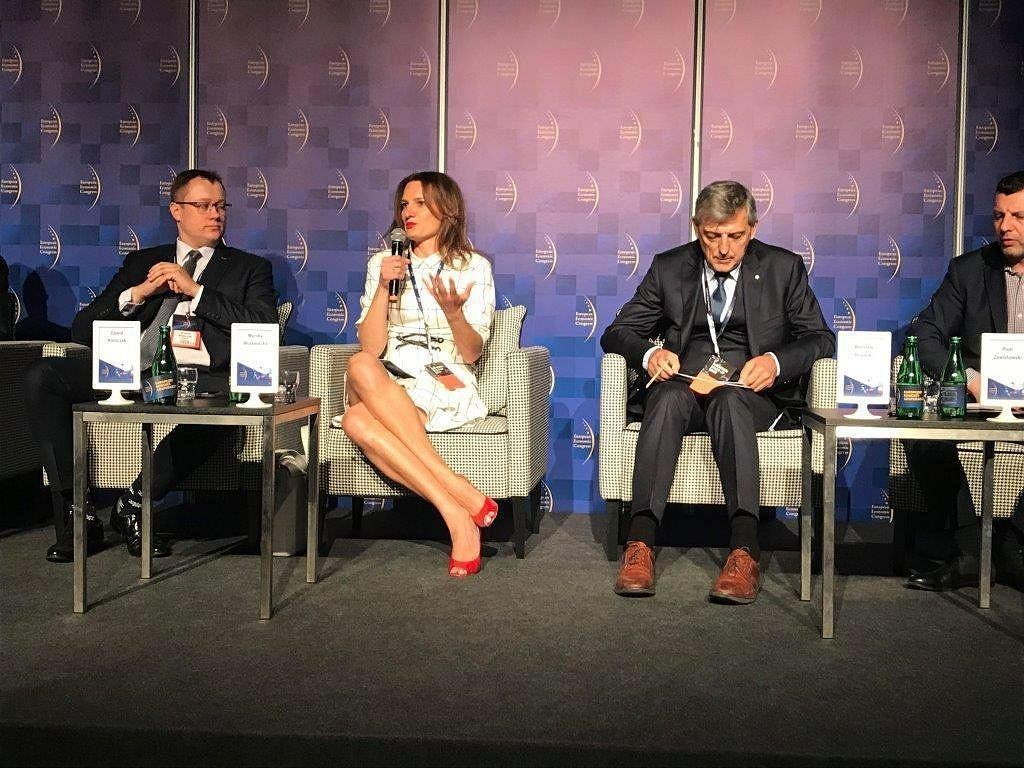 Ekspercki głos PGE podczas 10. Europejskiego Kongresu Gospodarczego w Katowicach