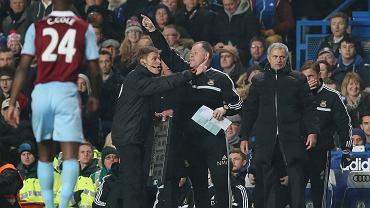 Jose Mourinho i Sam Allardyce (Chelsea - West ham)