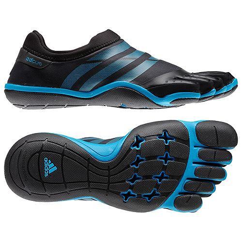 Pięciopalczaste buty Adidas AdiPure, 2011 r.