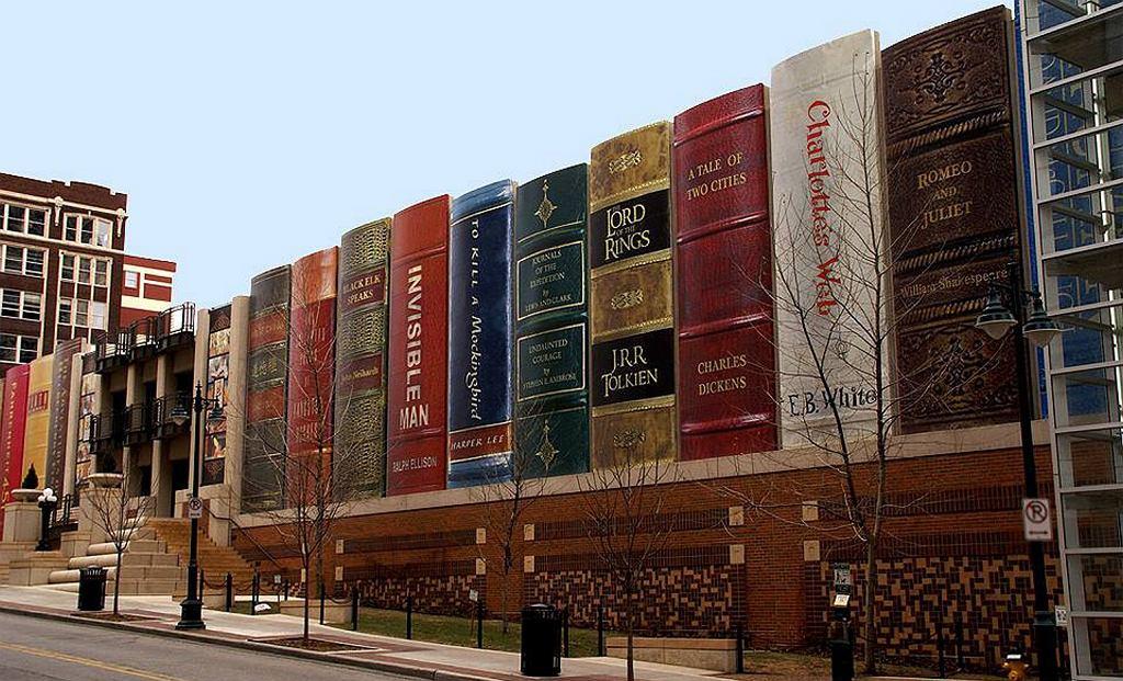 Biblioteka w Kansas City (Missouri, Stany Zjednoczone)