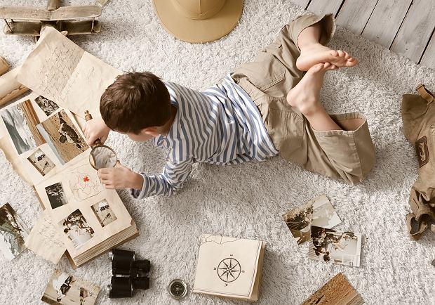 Ten dywan do pokoju dziecka zachwyci chłopców i dziewczynki: 12 wzorów