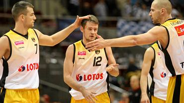 Koszykarze Trefla Sopot