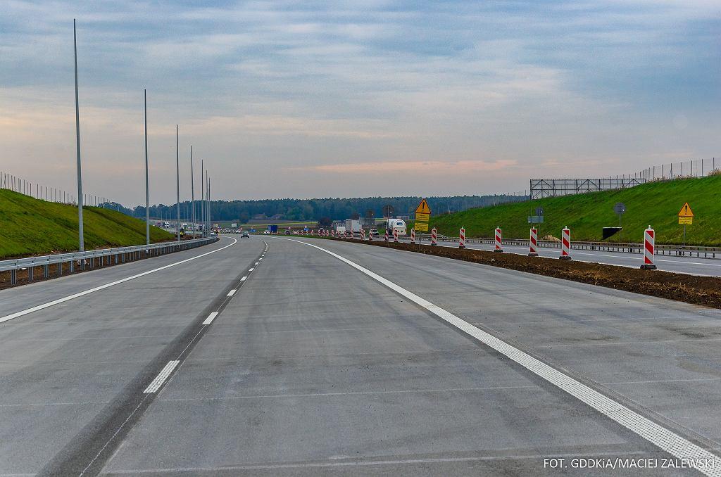 A1 Tuszyn - Piotrków Trybunalski