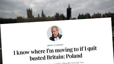Jeremy Clarkson o Polsce