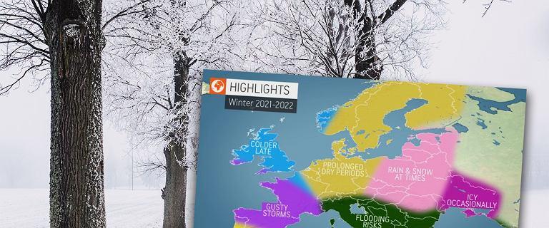 Pogoda na zimę. W Europie fala mrozu i burze lodowe. A co z Polską?