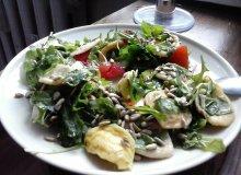 Sałatka jako główne danie - ugotuj