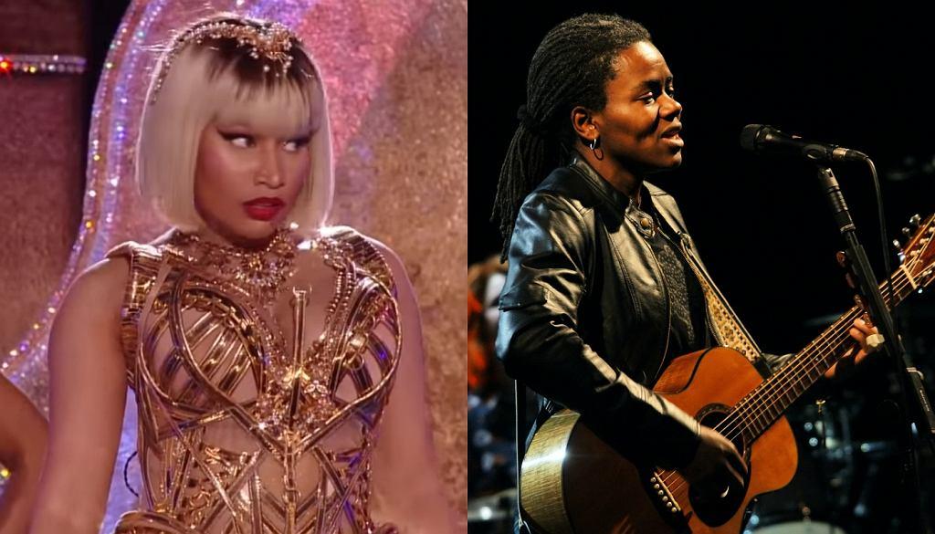 Nicki Minaj, Tracy Chapman
