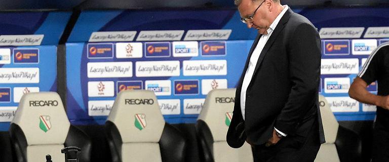 Legia ma plan na trenera. Klub zrobi wszystko, by sprowadzić go już zimą