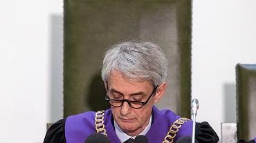 Sędzia Michał Laskowski, rzecznik prasowy Sądu Najwyższego