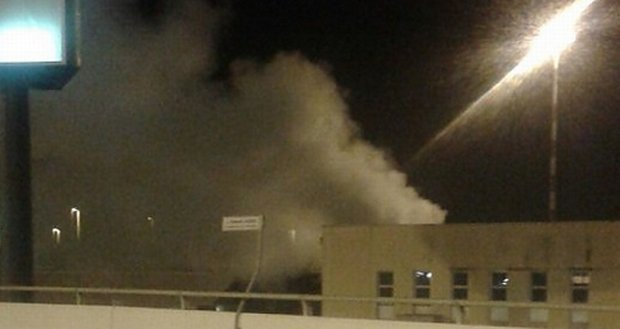 Alarm bombowy na lotnisku w Rzymie