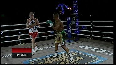 Michał Cieślak przegrał na punkty z Ilungą Makabu w walce o wakujący pas mistrza świata federacji WBC w kategorii junior ciężkiej
