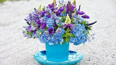 Jakie kwiaty do ogrodu?