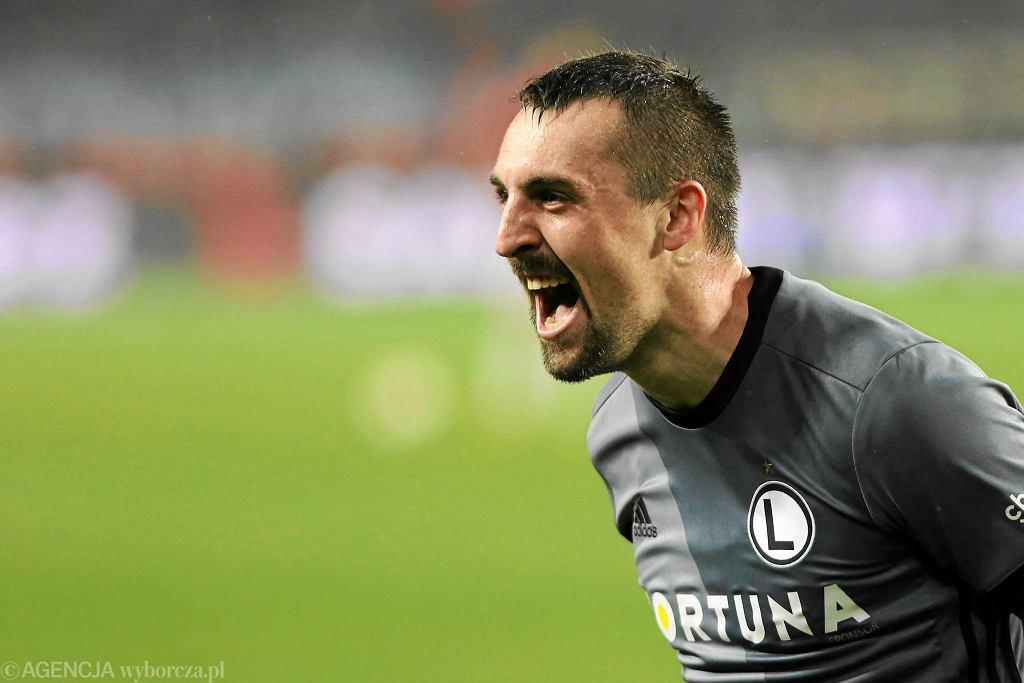 Wisła - Legia 0:1