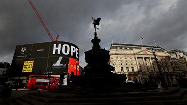 Lockdown Wielka Brytania. Londyn