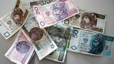 Pieniądze NBP. Zdj. ilustracyjne