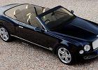 Bentley Mulsanne Cabrio - Nigdy nie powstanie