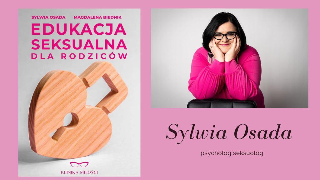 'Edukacja seksualna dla rodziców' Sylwia Osada i Magdalena Biednik