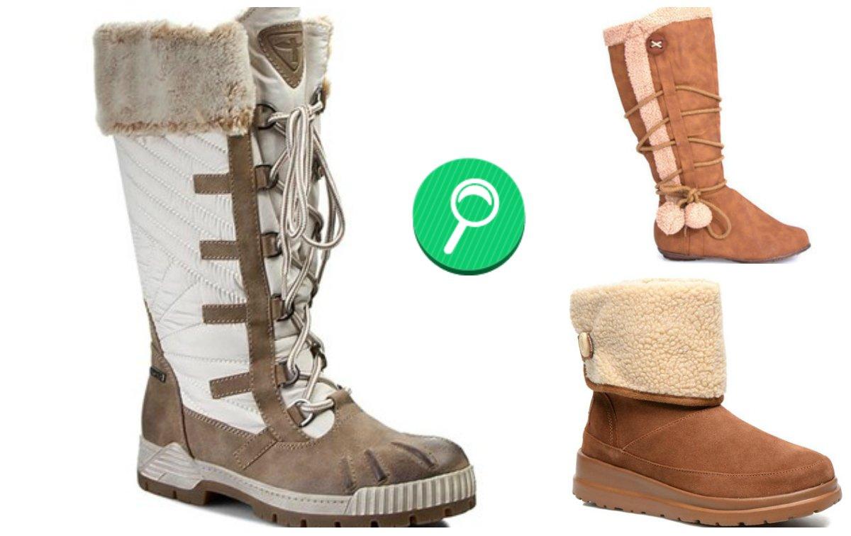 Ciepłe buty zimowe dzięki nim nie zmarzniesz