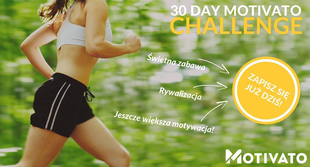 Dołącz do 30 Day Motivato Challenge