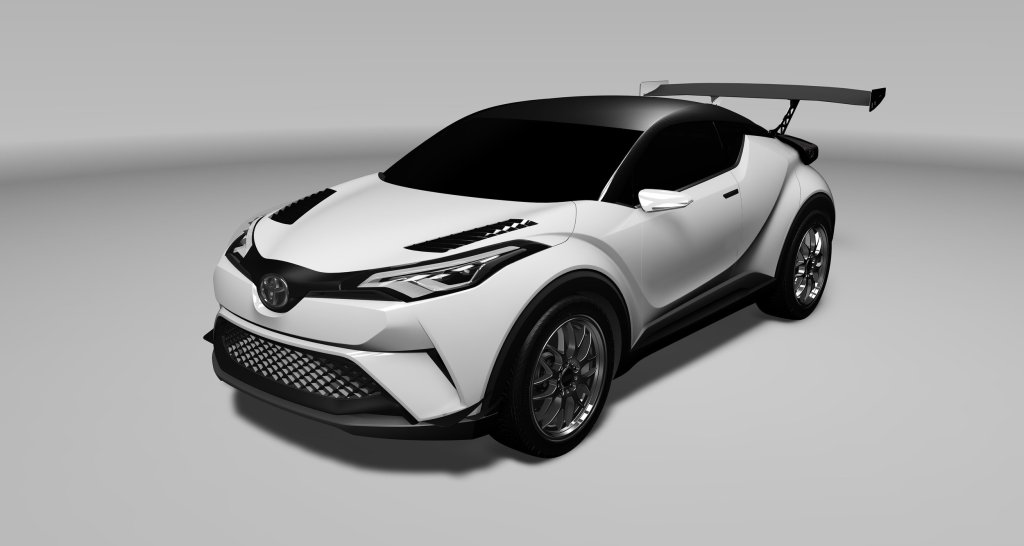 Toyota C-HR Gazoo Racing