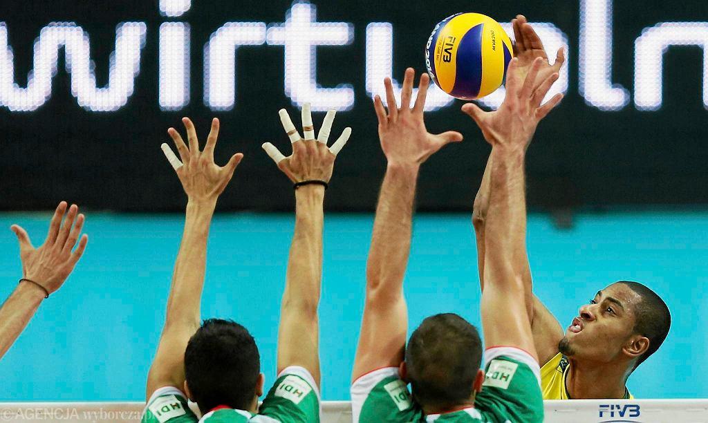 Brazylia - Bułgaria 3:0