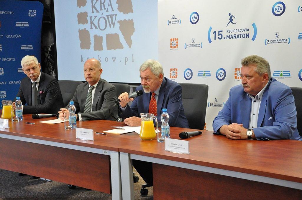 PZU sponsorem tytularnym krakowskiego półmaratonu i maratonu