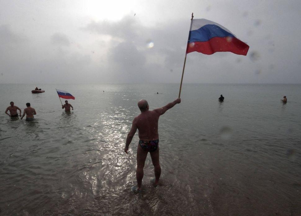Turystyka na Krymie kwitnie w najlepsze, pomimo wielu trudności w głębi półwyspu