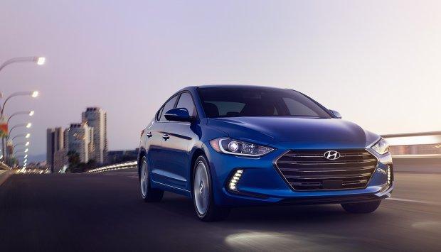 Hyundai Elantra USA
