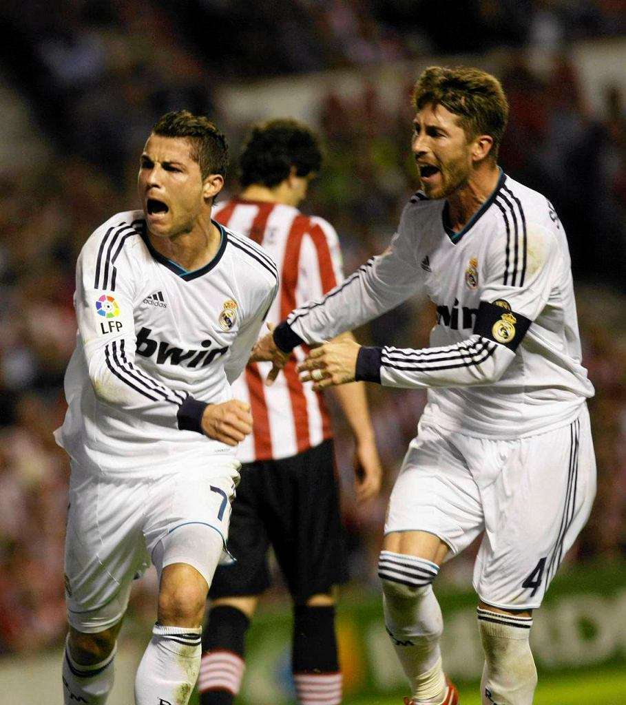 Athletic Bilbao - Real Madryt 0:3
