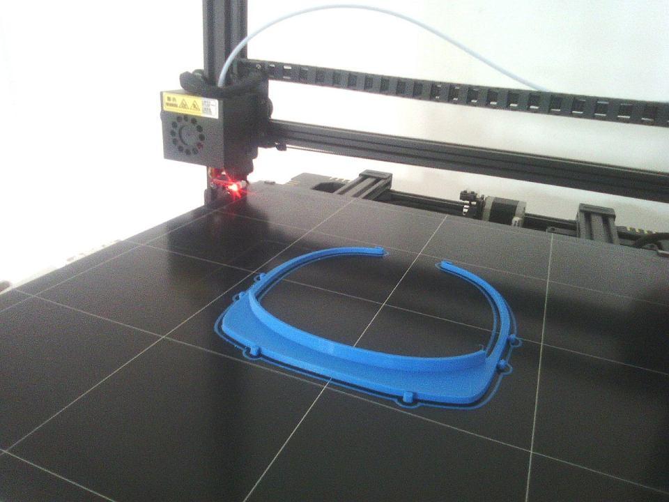 Druk masek w 3D