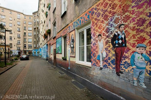 04.10.2019 Wroclaw , pobity rom , ulica Roosevelta 9 . Nadodrze .  Fot . Krzysztof Cwik / Agencja Gazeta