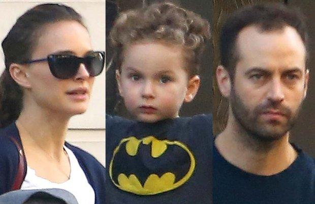 Natalie Portman, syn, Aleph, Benjamin Millepied