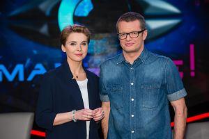 Anna Dziewit i Marcin Meller