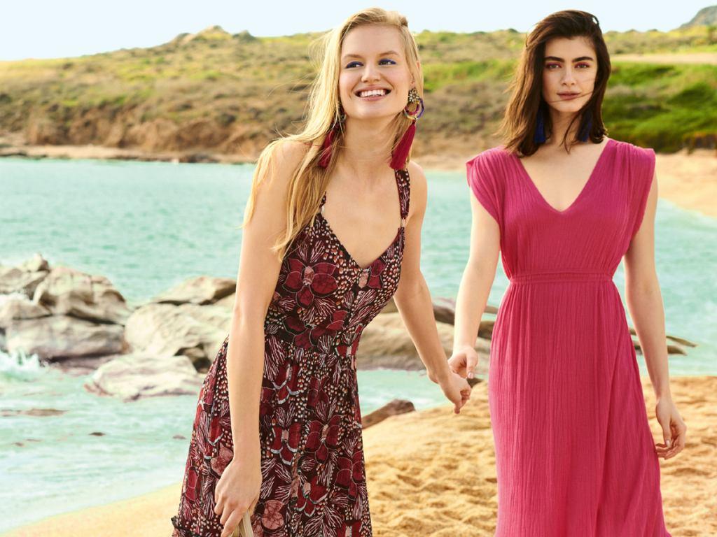 Sukienki Orsay lato 2020