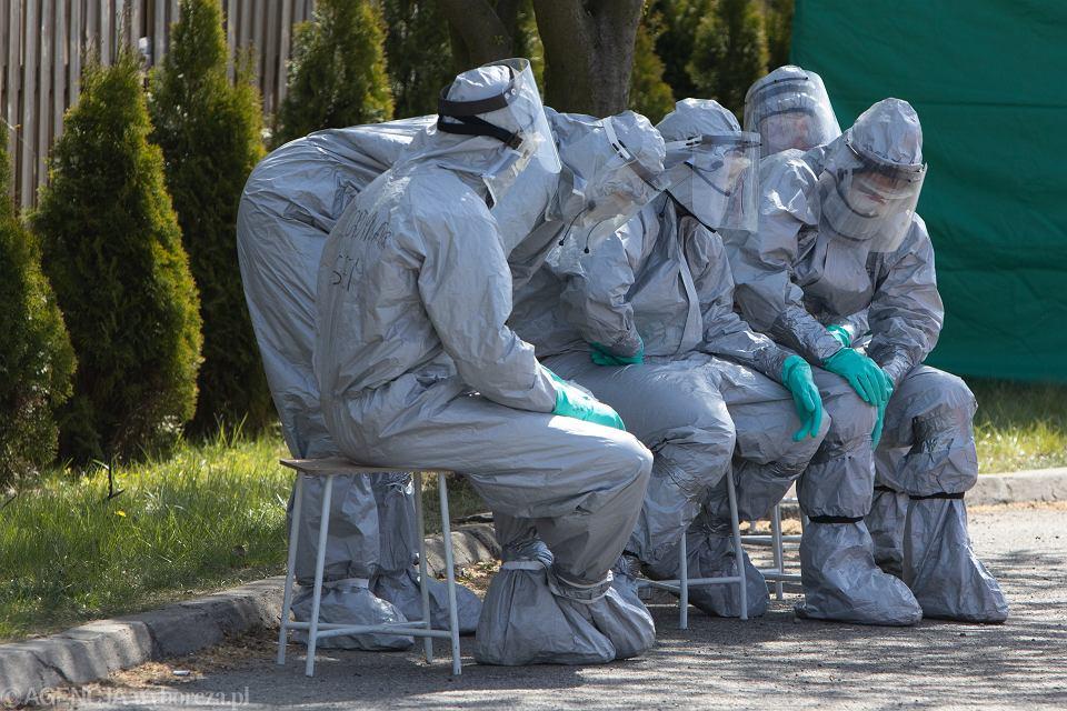 Na Opolszczyźnie zmarło już 71 osób zakażonych koronawirusem.