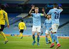 W Manchesterze zdecydował gol w końcówce! Po decyzji sędziego Sancho zatweetował