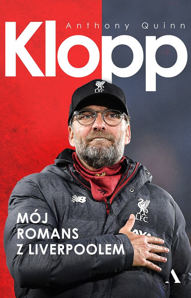 'Klopp. Mój romans z Liverpoolem'
